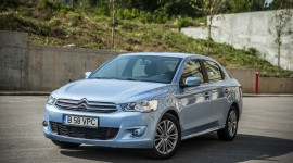 Citroen C-Elysee Wallpaper Gallery