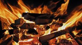 4K Fire Image