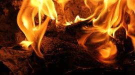 4K Fire Pics