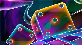 4K Neon Wallpaper