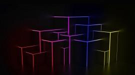 4K Neon Wallpaper Free