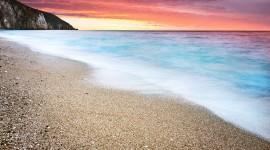 4K Ocean Image