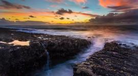 4K Ocean Picture
