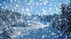 4K Snow Wallpaper Best