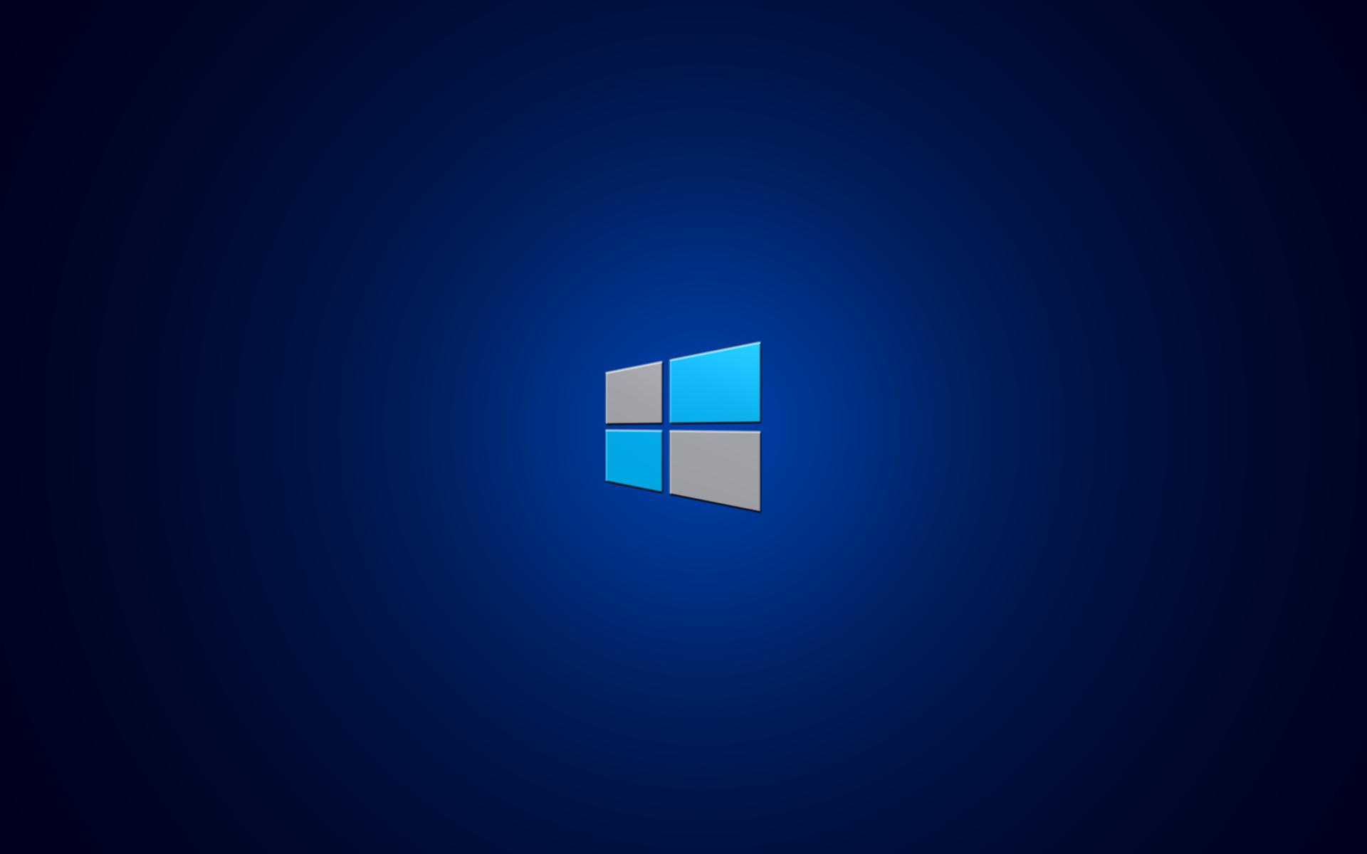 Download Wallpapers Windows 7 4k Se7en Blue Background: 4k Windows 10 Wallpapers High Quality