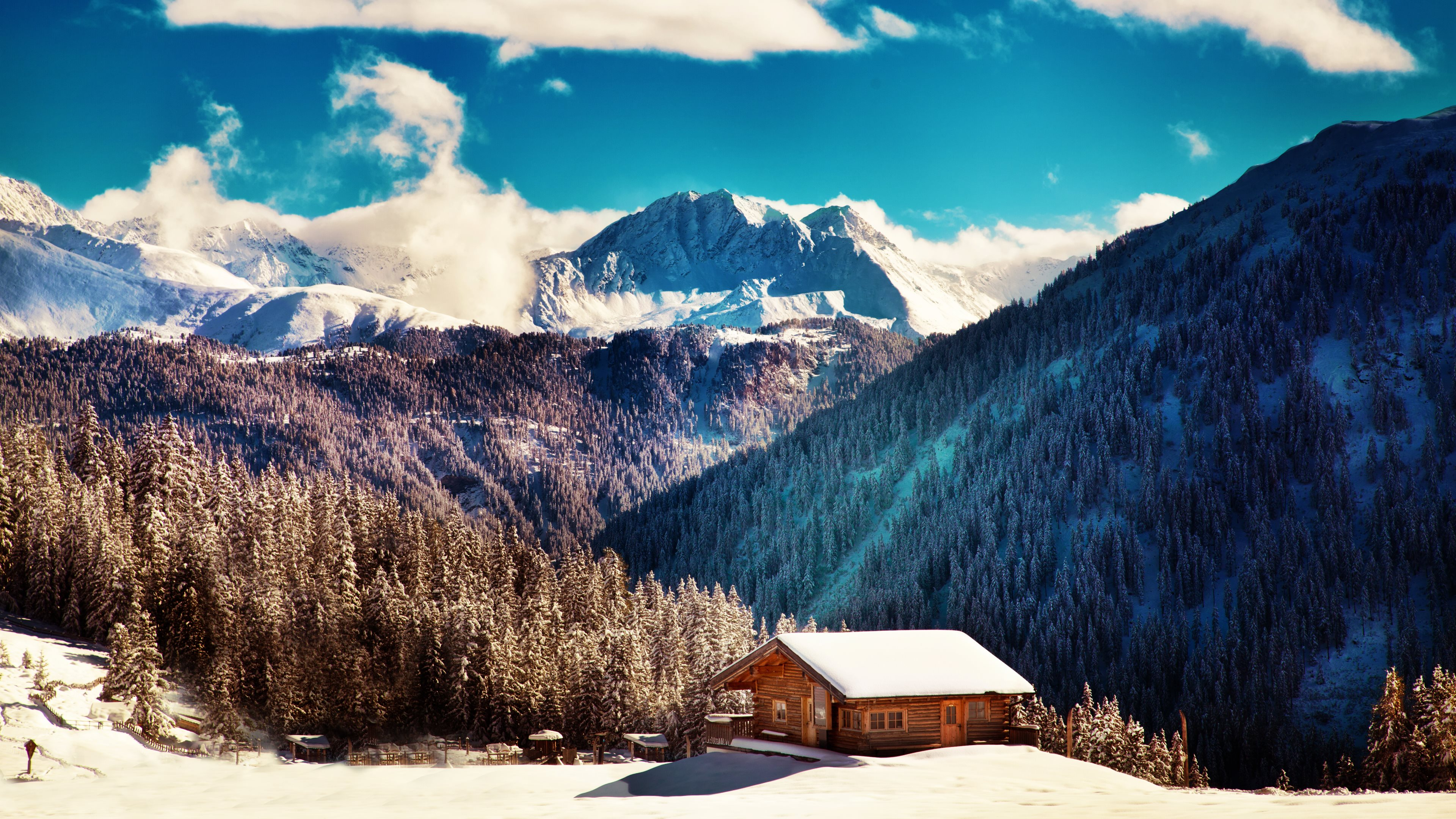 4k Winter Wallpapers High Quality Download Free