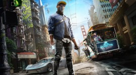 8k image Watch Dogs 2 wallpaper imac