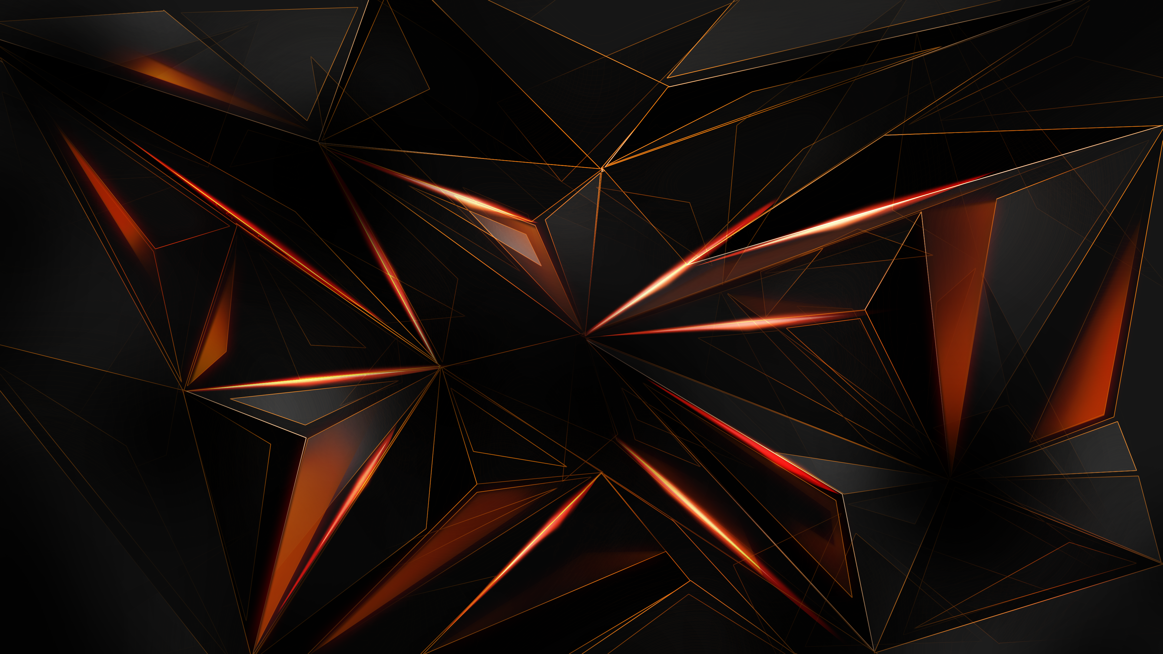 Black abstract wallpapers for desktop