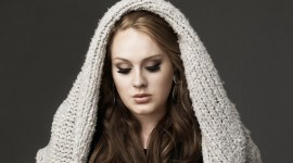 Adele Adkins Desktop Wallpaper For PC