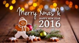 Christmas 2016 Desktop Wallpaper Free
