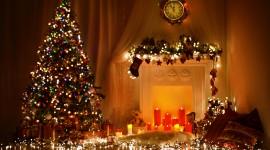 Christmas Garland Photo