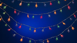 Christmas Garland Wallpaper Gallery
