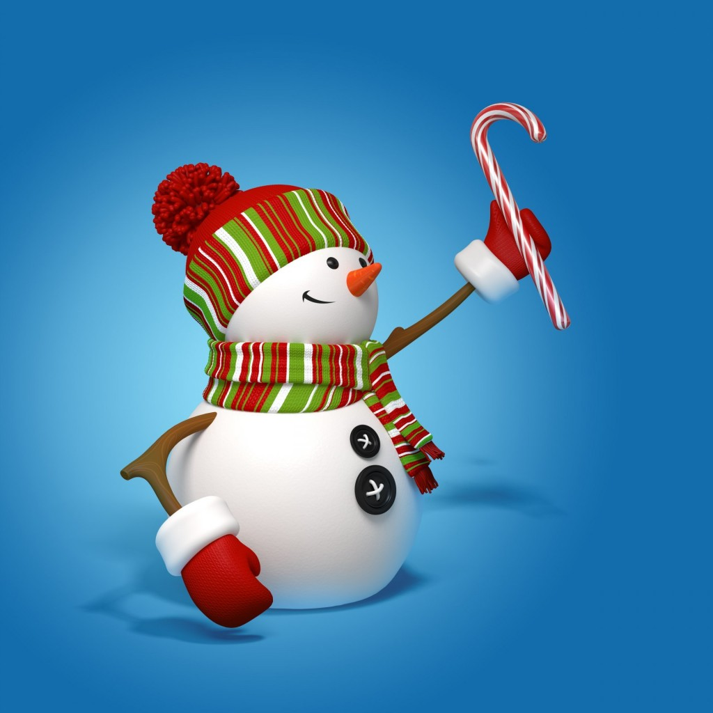 Christmas Snowman wallpapers HD