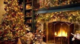 Christmas Tree Wallpaper Background
