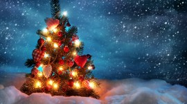 Christmas Tree Wallpaper For Android