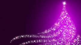 Christmas Tree Wallpaper Full HD