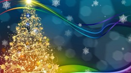 Christmas Tree Wallpaper UHD