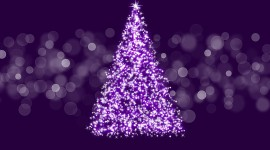Christmas Tree Wallpaper Widescreen