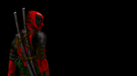 Deadpool Desktop Background