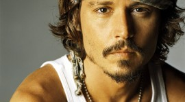 Johnny Depp Photo For IPhone