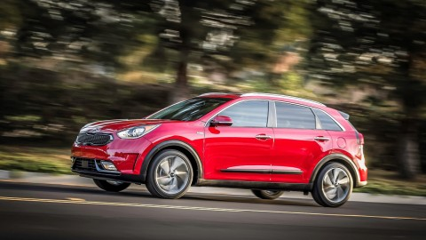 KIA Niro wallpapers high quality