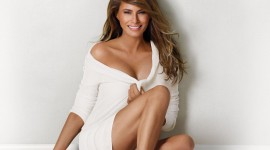 Melania Knauss Trump Desktop Wallpaper