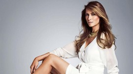 Melania Trump Fashion Wallpaper