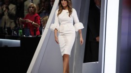 Melania Knauss Trump Full HD Wallpaper