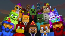 Minecraft Skin Wallpaper Download