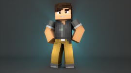 Minecraft Skin Wallpaper For IPhone