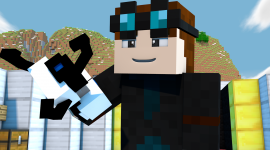 Minecraft Skin Wallpaper For PC