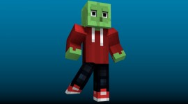 Minecraft Skin Wallpaper Widescreen