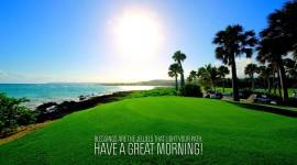 Morning Wallpaper Download