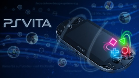PS Vita wallpapers high quality