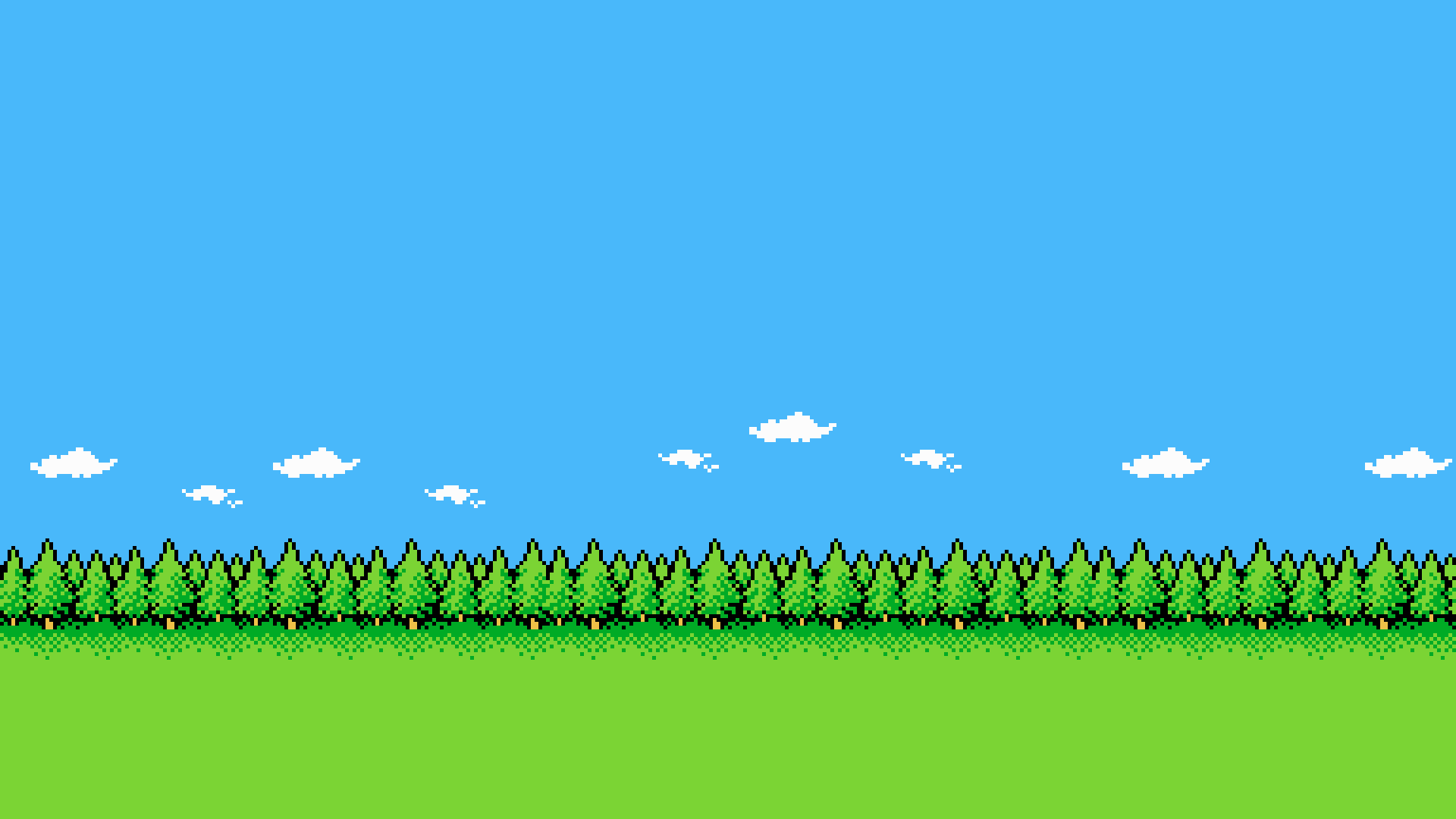 how to make pixel backgrounds for games