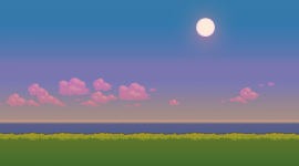 Pixel Wallpaper Widescreen