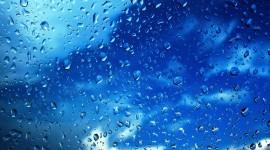 Rain Desktop Background