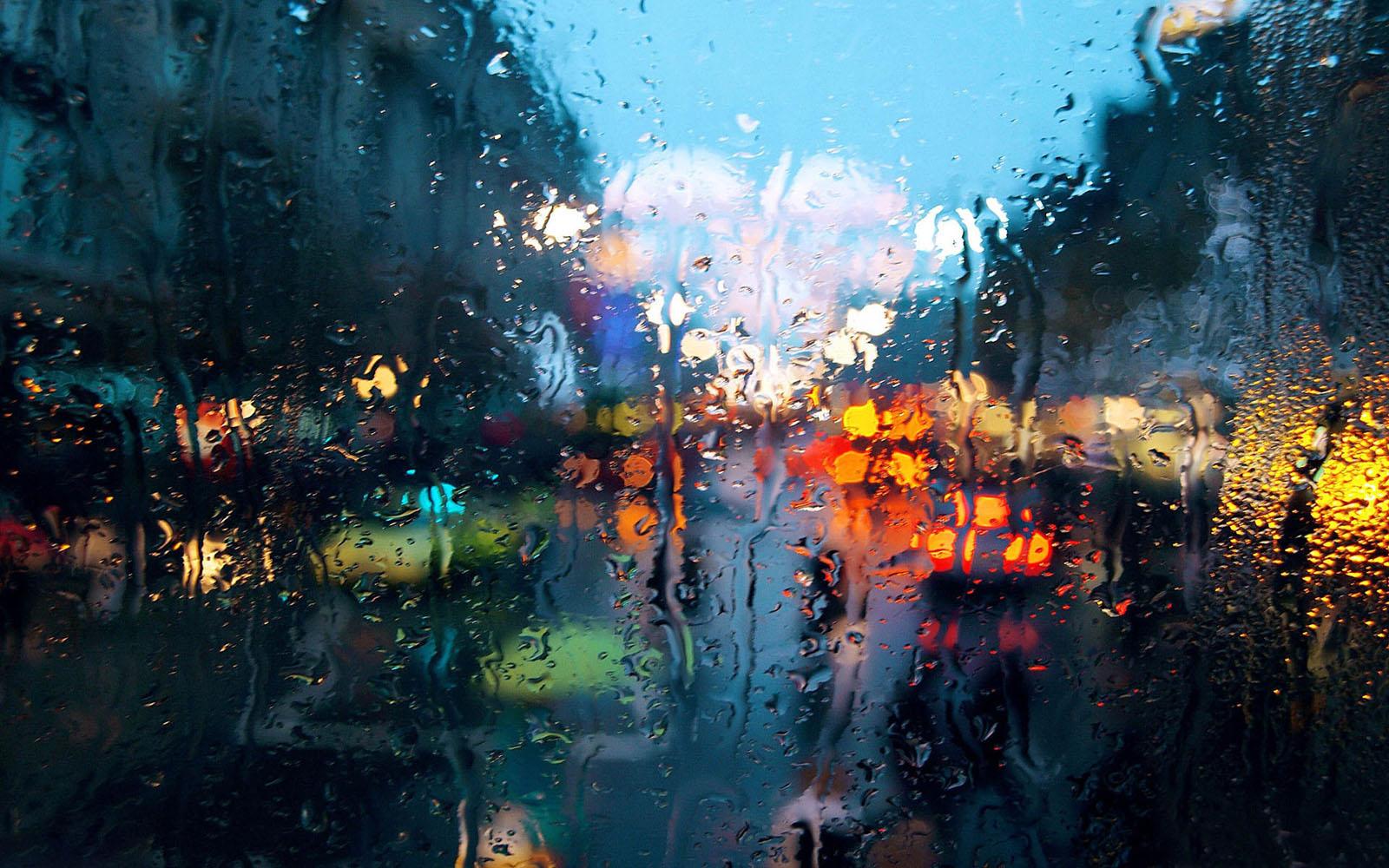 bad experience on a rainy day
