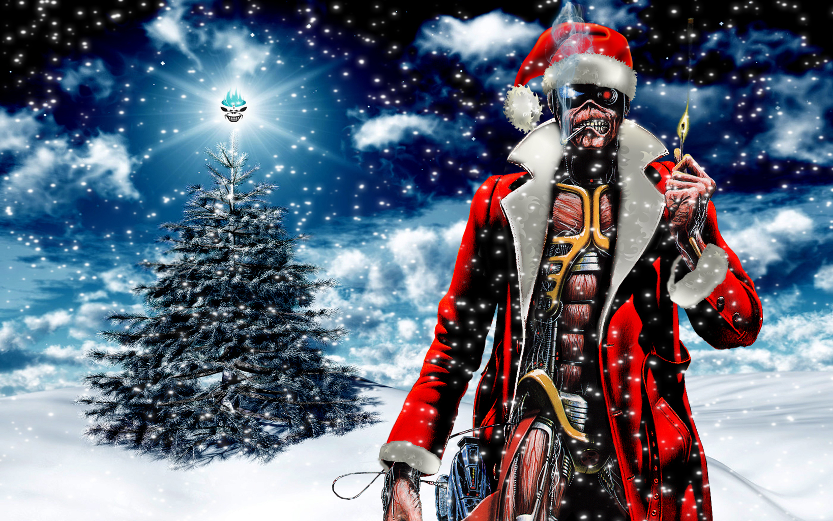 Santa Claus Wallpapers High Quality Download Free