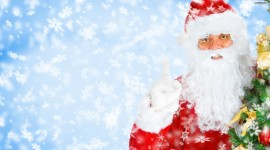 Santa Claus Desktop Wallpaper For PC