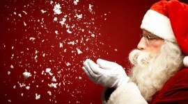 Santa Claus Photo HD