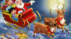 Santa Claus Wallpaper For Android