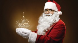 Santa Claus Wallpaper Ultra HD