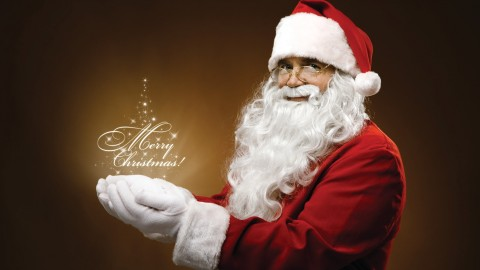 Santa Claus wallpapers high quality