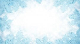 Snowflakes Wallpaper Free