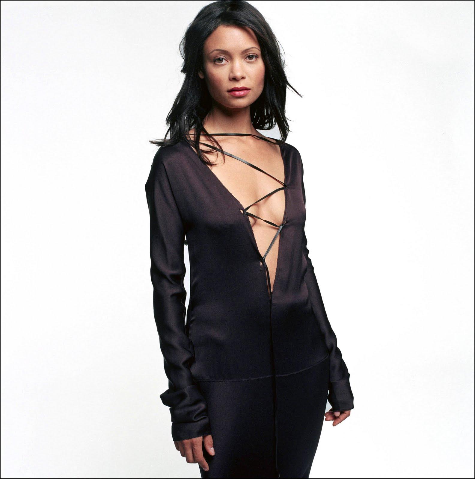 Leaked Thandie Newton nude (17 foto) Sideboobs, iCloud, butt