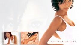 Thandie Newton sexy model wallpaper