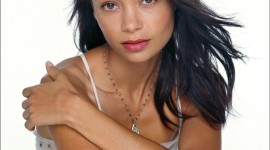 Thandie Newton portret wallpaper