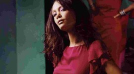 Thandie Newton UHD Wallpaper styled