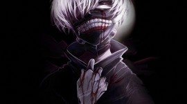 Tokyo Ghoul Wallpaper High Resolution
